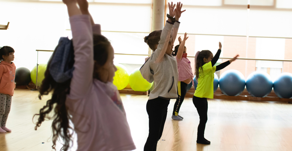 bunkay-clase-infantil-iniciacion danza 1